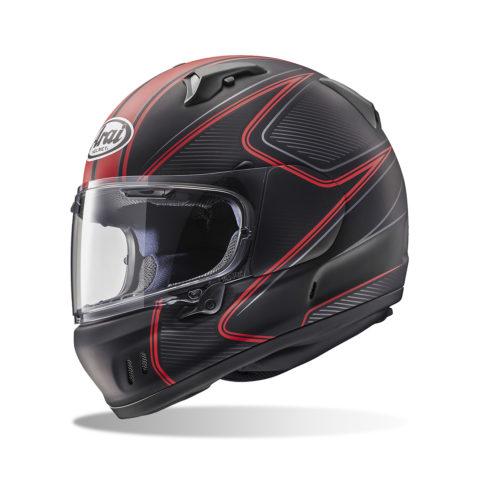 ARAI RENEGADE-V DIABLO RED kask motocyklowy