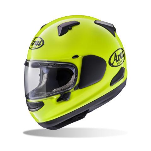 ARAI QV FLUOR YELLOW kask motocyklowy