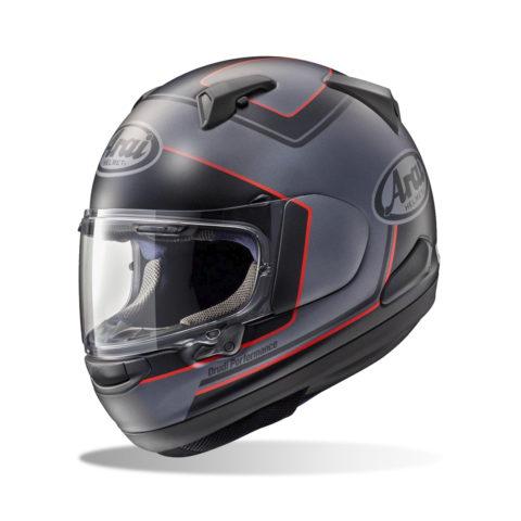 ARAI QV TRIPLE BLACK kask motocyklowy