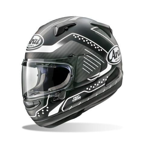ARAI QV DRONE BLACK kask motocyklowy