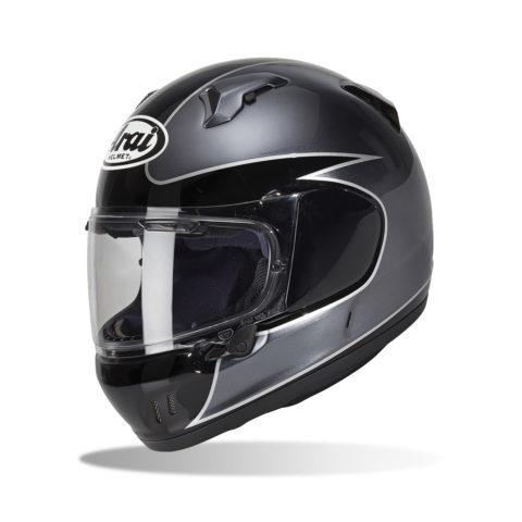 ARAI RENEGADE-V FURY SILVER kask motocyklowy