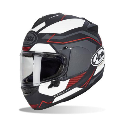 ARAI CHASER-X SENSATION RED kask motocyklowy