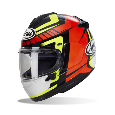 ARAI CHASER-X PACE RED kask motocyklowy