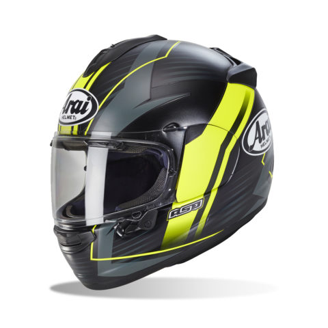 ARAI CHASER-X XENON FLUOR YELLOW kask motocyklowy
