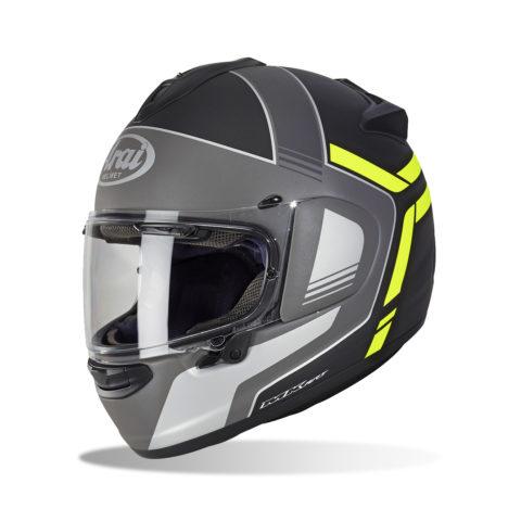 ARAI PROFILE-V TUBE FLUOR YELLOW kask motocyklowy