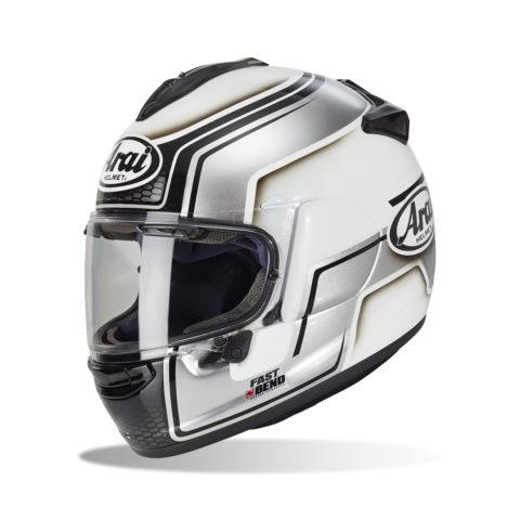 ARAI PROFILE-V BEND WHITE kask motocyklowy