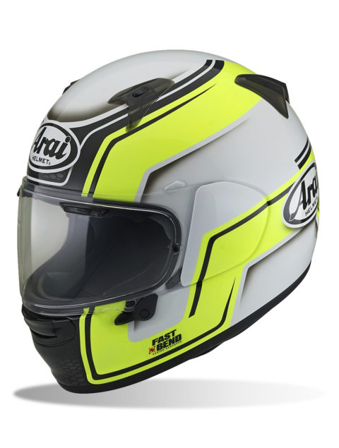 ARAI PROFILE-V BEND YELLOW kask motocyklowy
