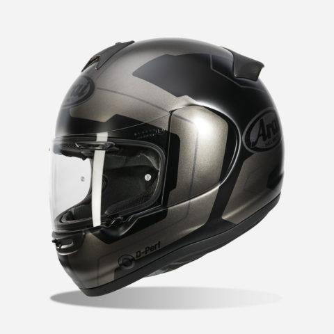 ARAI AXCES-III LINE BLACK kask motocyklowy