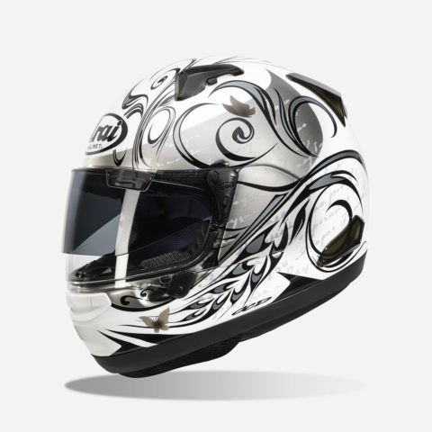ARAI CHASER-X STYLE BLACK kask motocyklowy