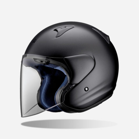 ARAI SZ-F FROST BLACK kask motocyklowy