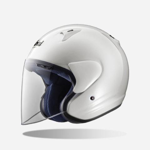ARAI SZ-F DIAMOND WHITE kask motocyklowy