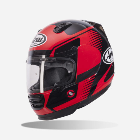 ARAI REBEL VENTURI RED kask motocyklowy