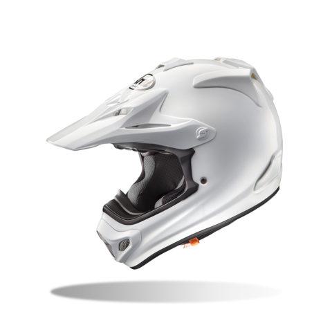 ARAI MX-V WHITE kask motocyklowy