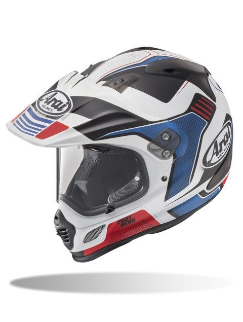 ARAI TOUR-X4 VISION RED kask motocyklowy