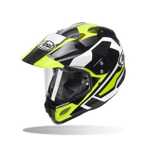 ARAI TOUR-X4 CATCH YELLOW kask motocyklowy