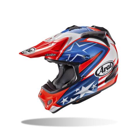 ARAI MX-V HAYDEN WSBK kask motocyklowy